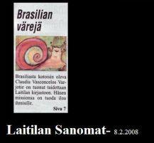 artigo 2008-2 Laitilan Sanomat