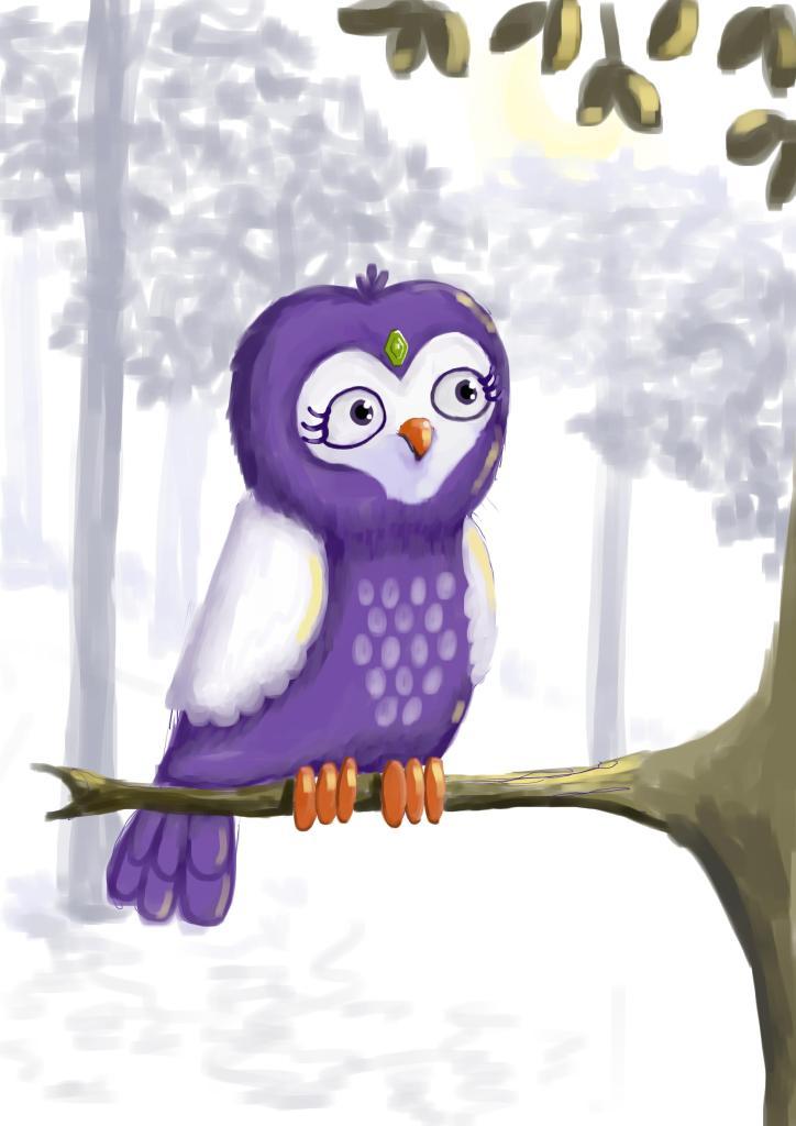 magical-owl