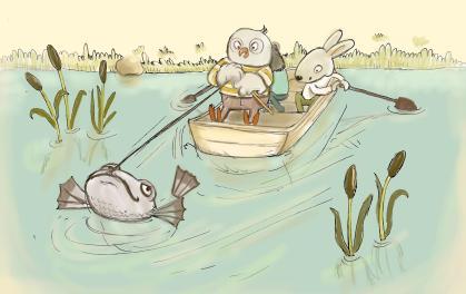 pesca cor