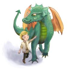 Linus and the dragon
