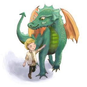 Linus and the dragon
