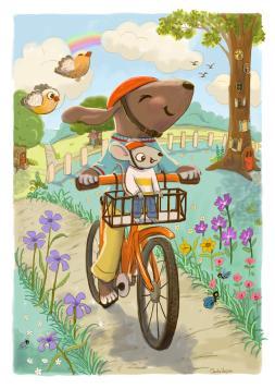 dog poster 3